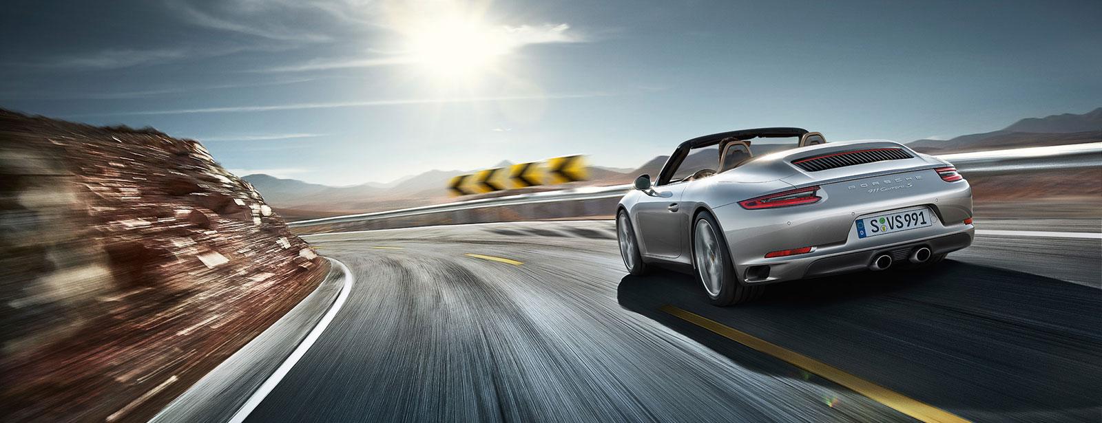 Porsche Frühjahrs-Check